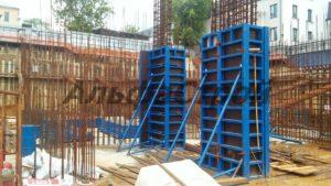 Галерея: Стеновые конструкции