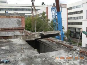 Реконструкция офиса
