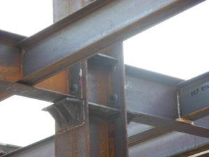 Монтаж металоконструкций при реконструкции зданий под офисы