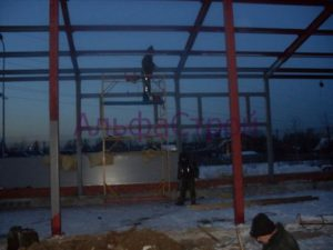 Галерея: Промышленное строительство