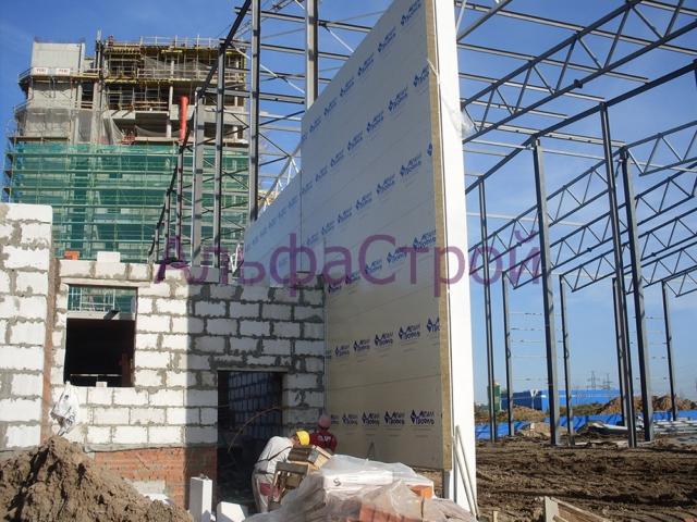 Стеновые конструкции