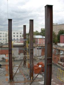 Монтаж металлических конструкций общие